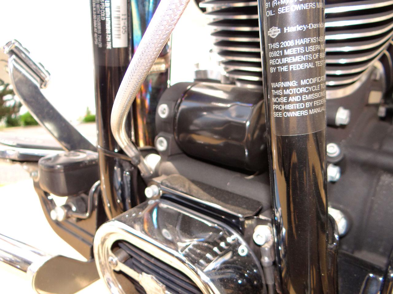 2006 Harley Davidson FLSTNI 91