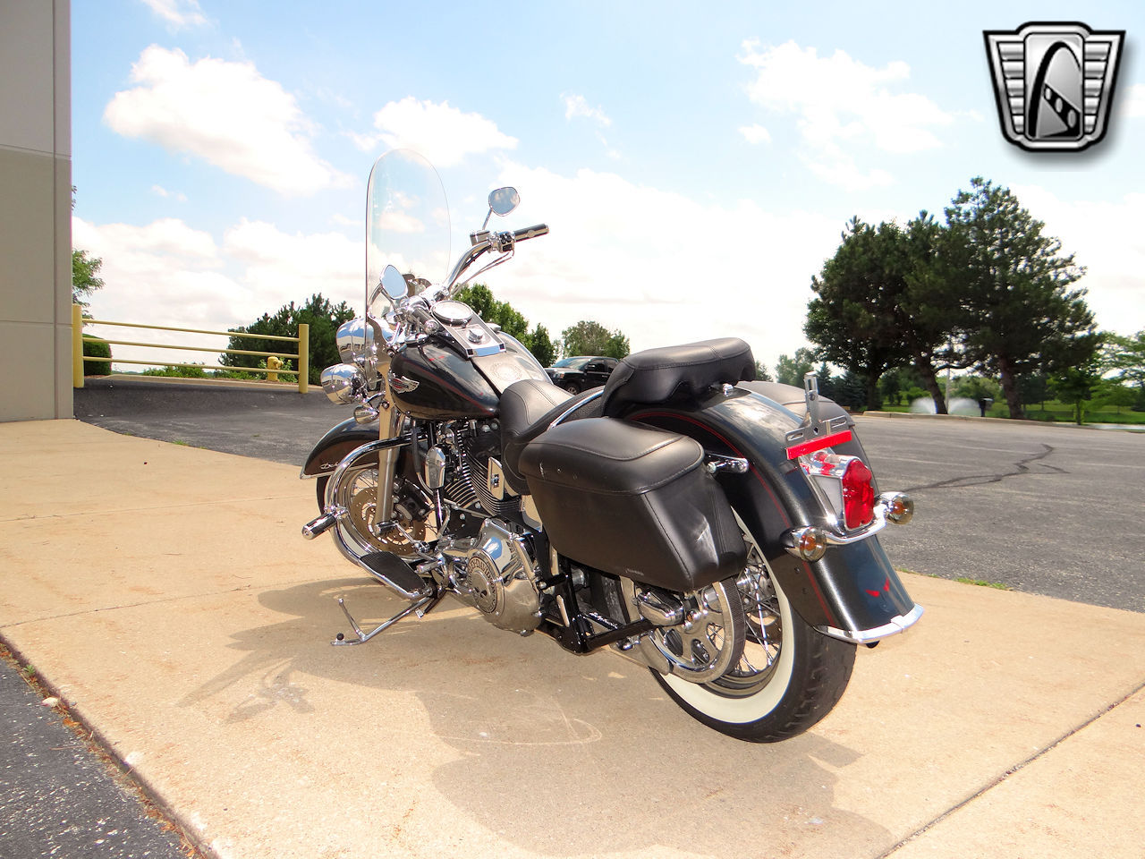 2006 Harley Davidson FLSTNI 28
