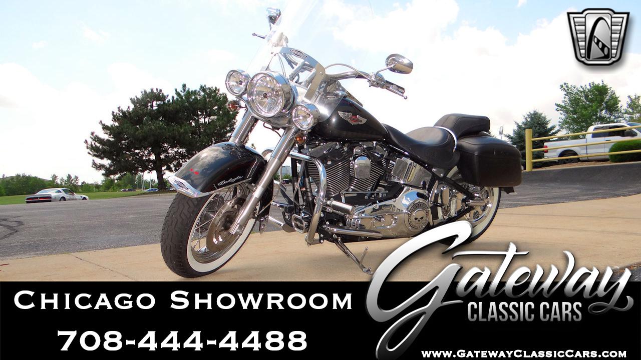 Used 2006 Harley Davidson FLSTNI