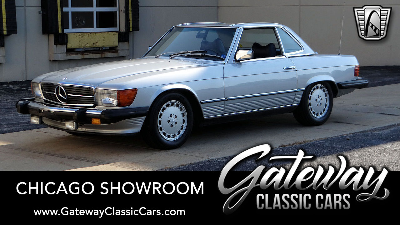 Used 1976 Mercedes-Benz 450SL