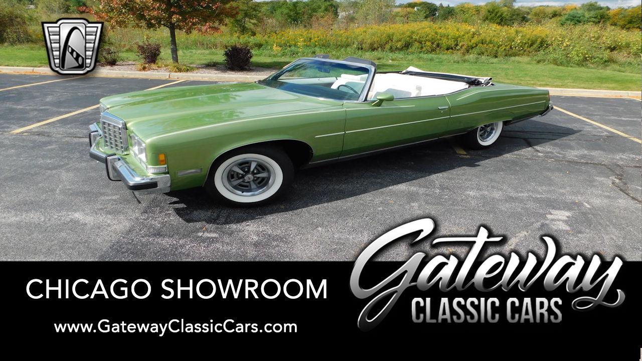 1974 Pontiac Grandville