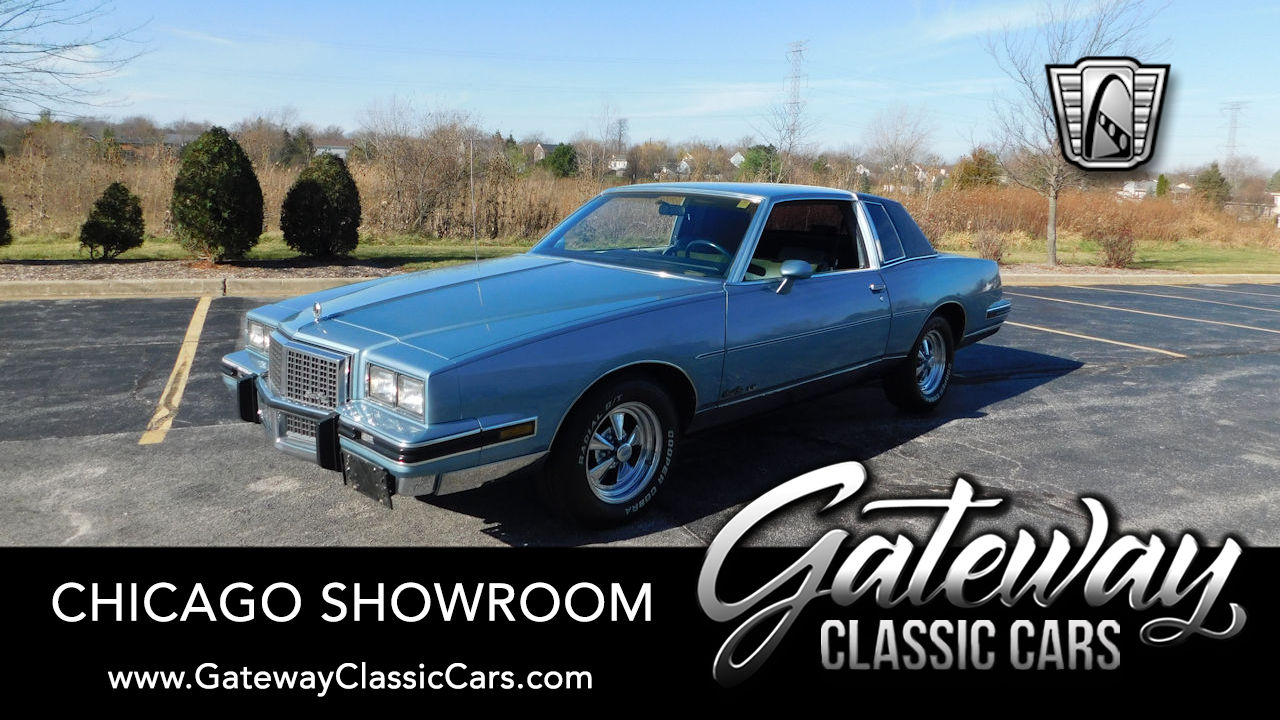 1987 Pontiac Grand Prix