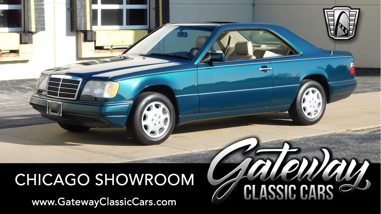 Used 1994 Mercedes-Benz E320