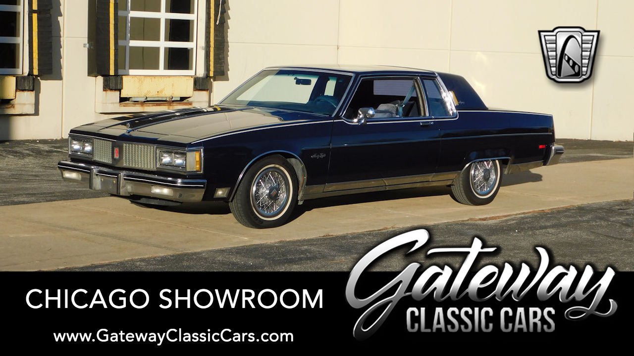 Used 1982 Oldsmobile 98