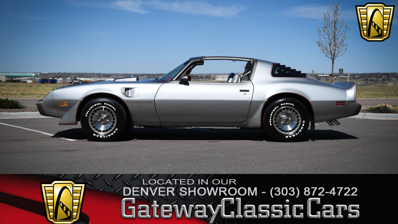 Used 1979 Pontiac Firebird Trans-Am