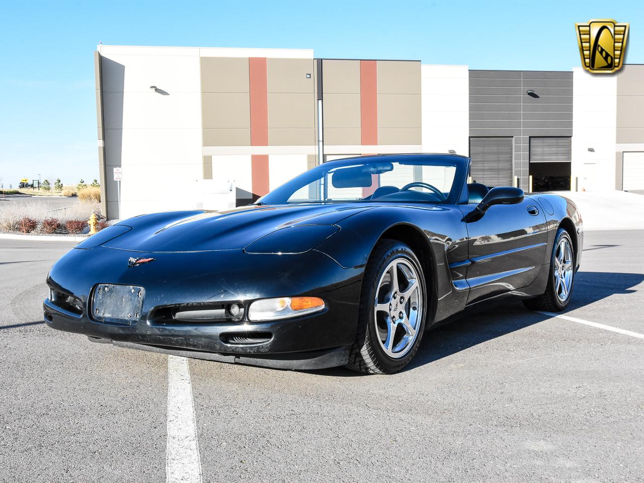 1998 Chevrolet Corvette 2