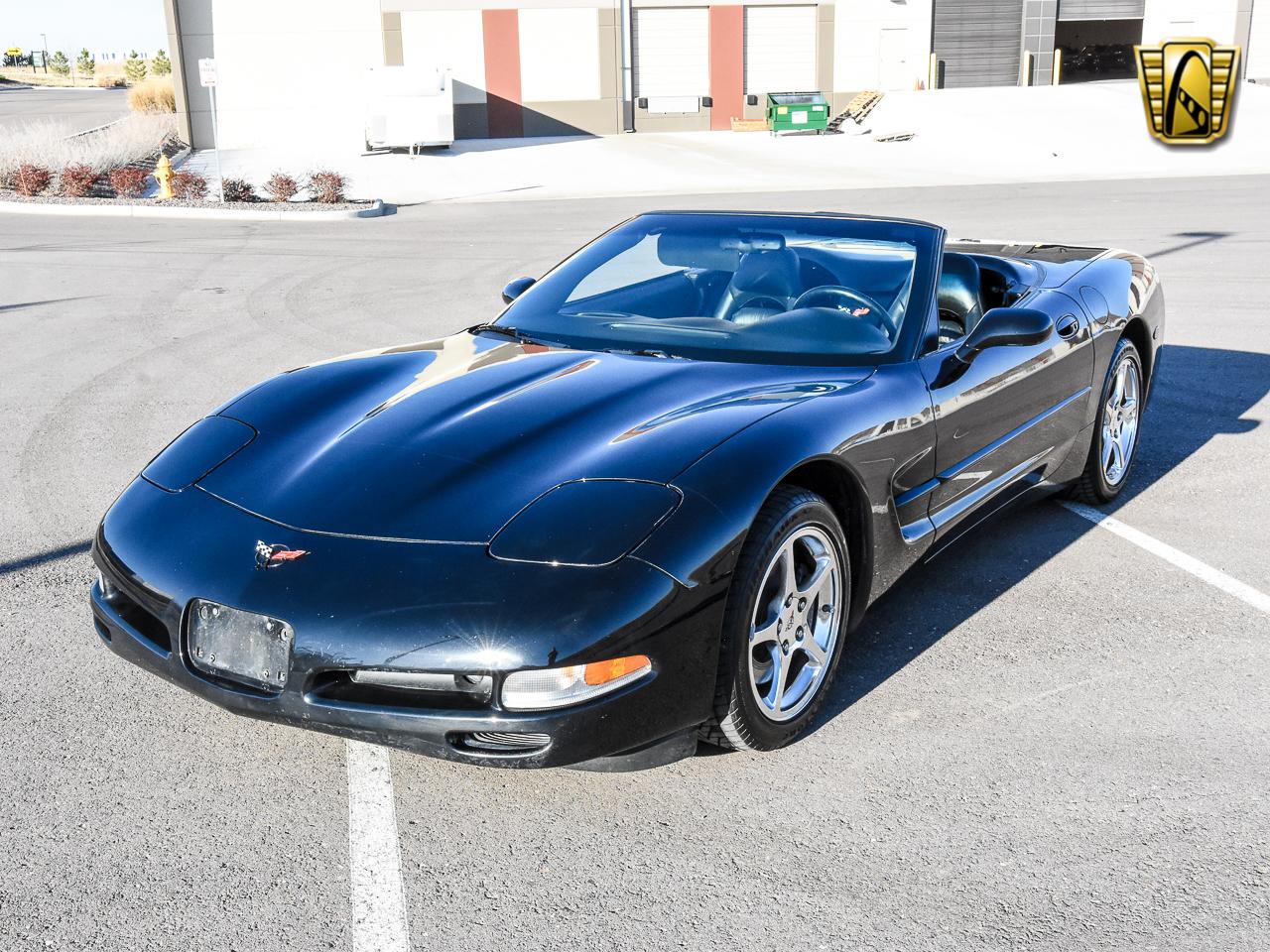 1998 Chevrolet Corvette 6