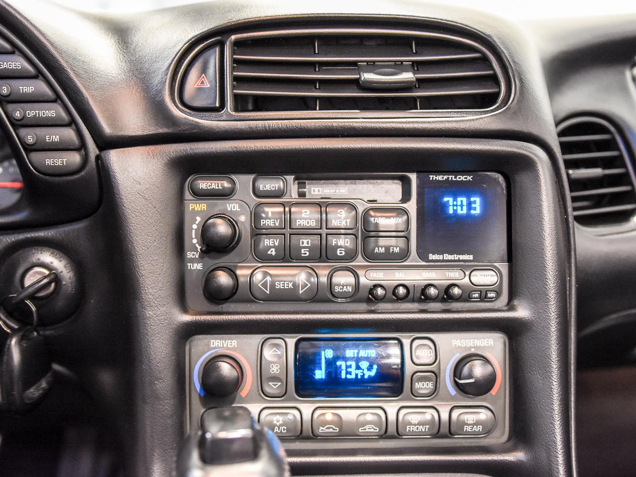 1998 Chevrolet Corvette 20