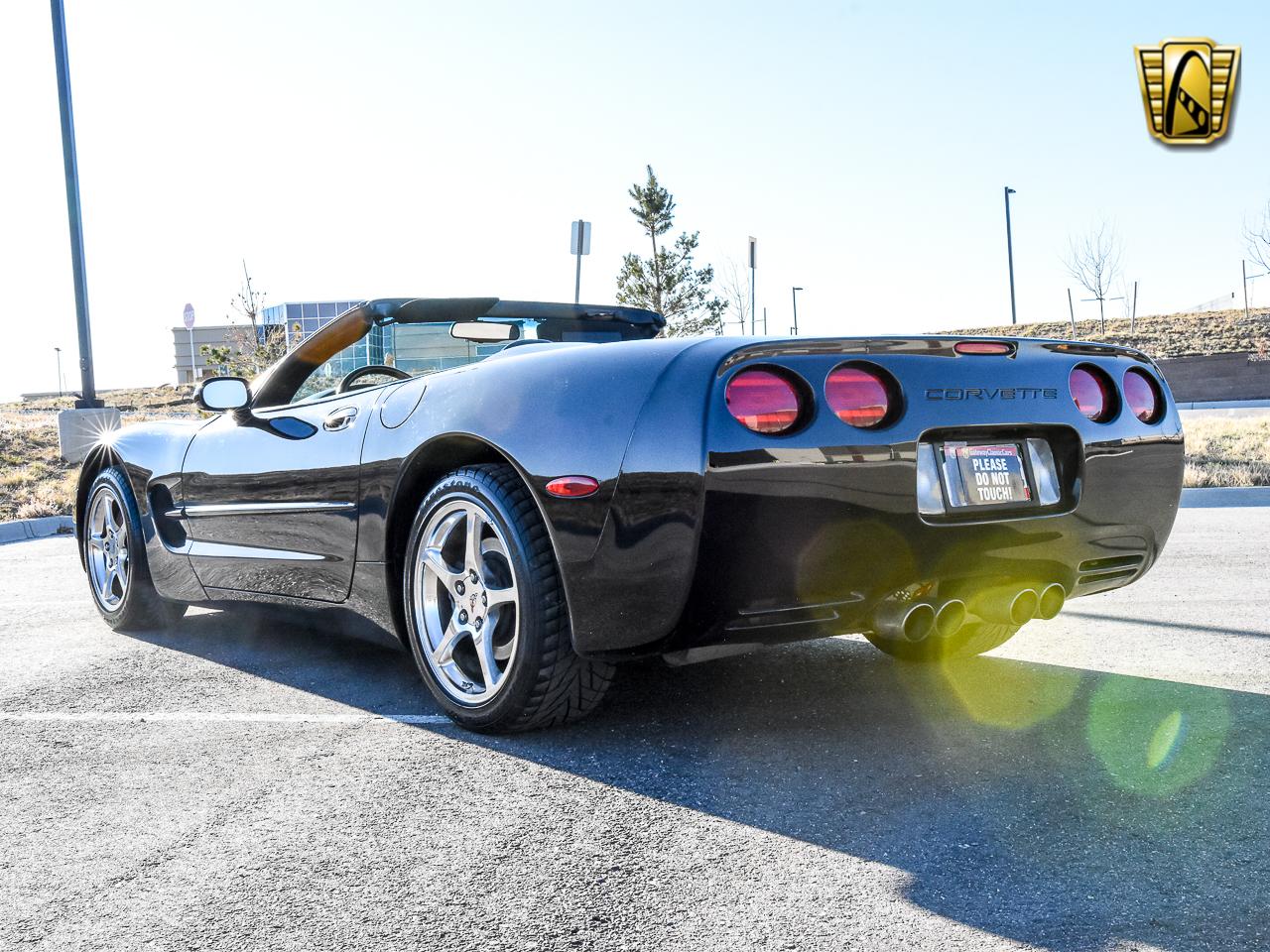 1998 Chevrolet Corvette 26