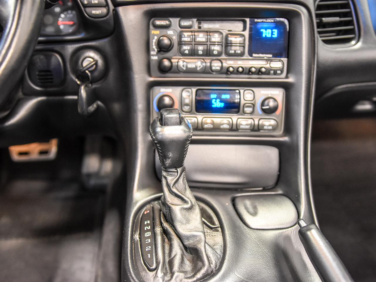 1998 Chevrolet Corvette 28