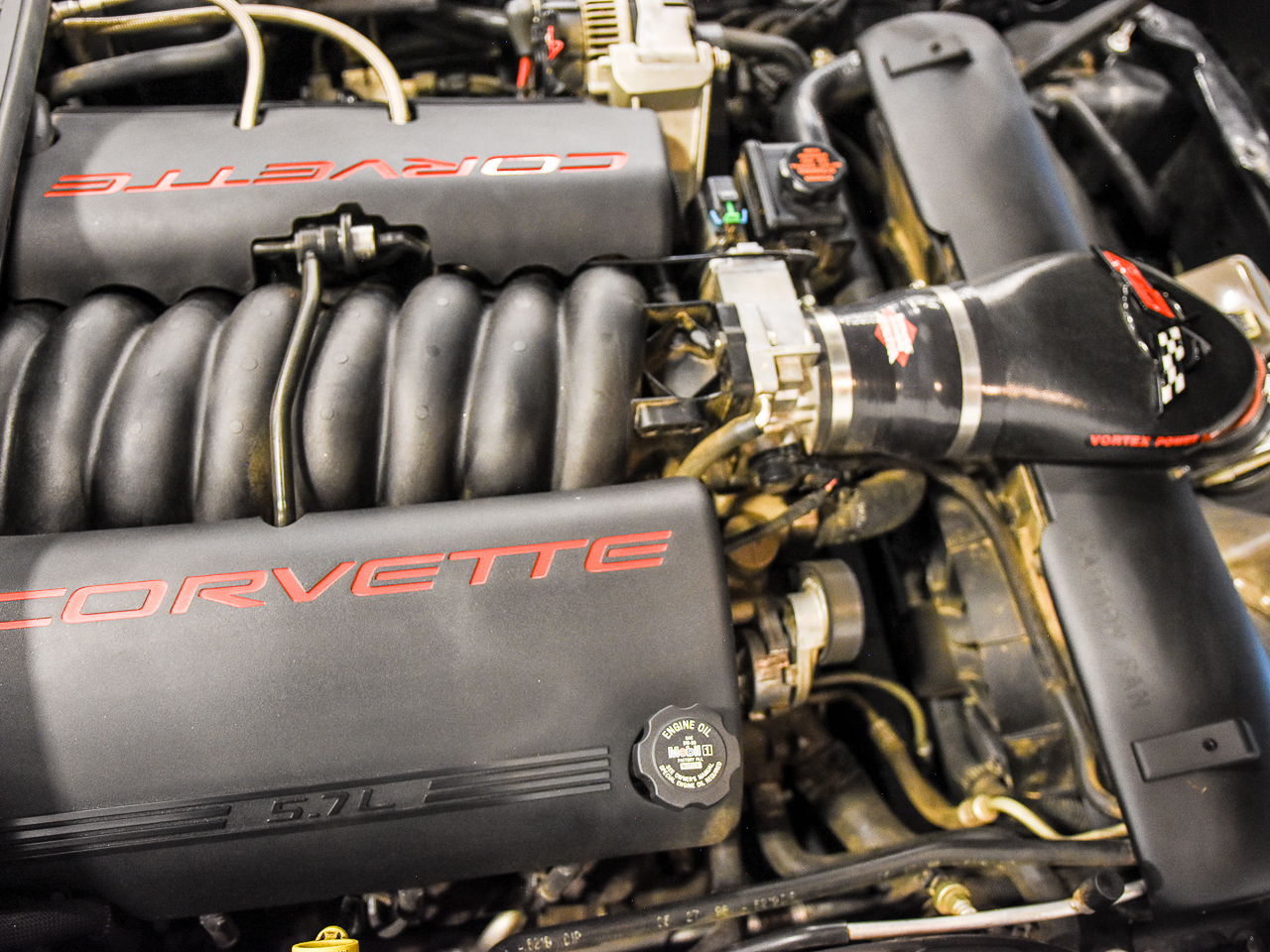 1998 Chevrolet Corvette 45