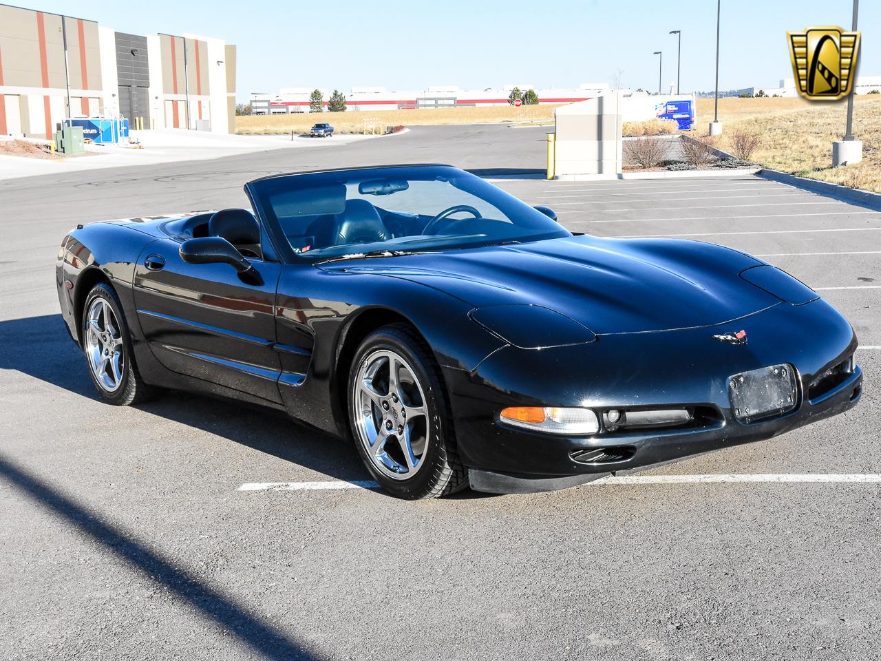 1998 Chevrolet Corvette 74