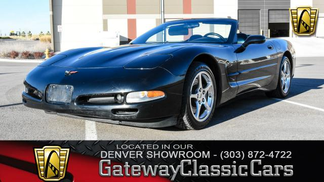 1998 Chevrolet Corvette<br><span style='font-size: large; font-style: italic'><b>  </b></span>