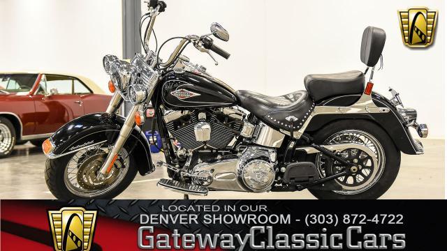 2010 Harley Davidson FLSTC