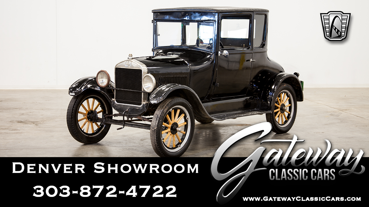 Used 1926 Ford Model T