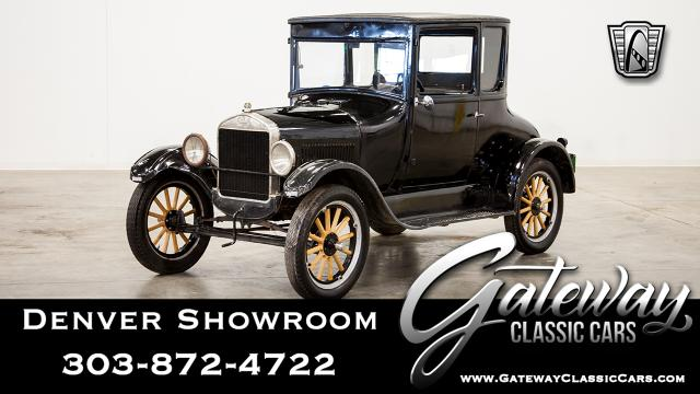 1926 Ford Model T<br><span style='font-size: large; font-style: italic'><b>  </b></span>
