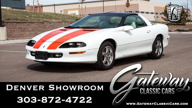1997 Chevrolet Camaro<br><span style='font-size: large; font-style: italic'><b>Z28 30th Anniversary Edition </b></span>