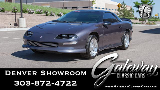 1993 Chevrolet Camaro<br><span style='font-size: large; font-style: italic'><b>Z28 </b></span>
