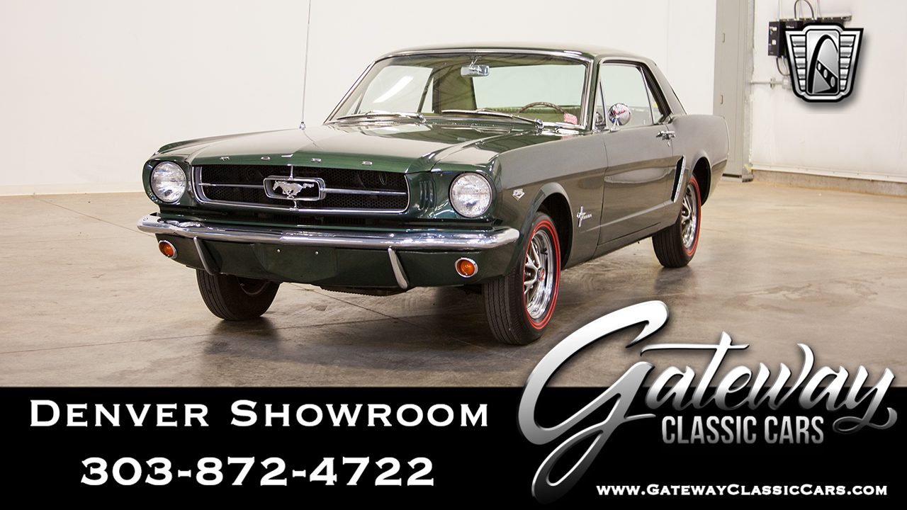 Used 1965 Ford Mustang
