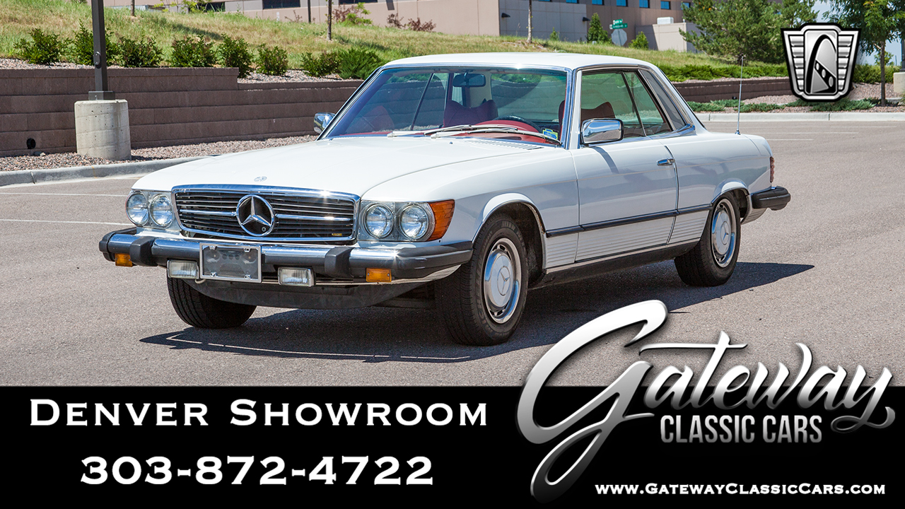 Used 1977 Mercedes-Benz 450SLC