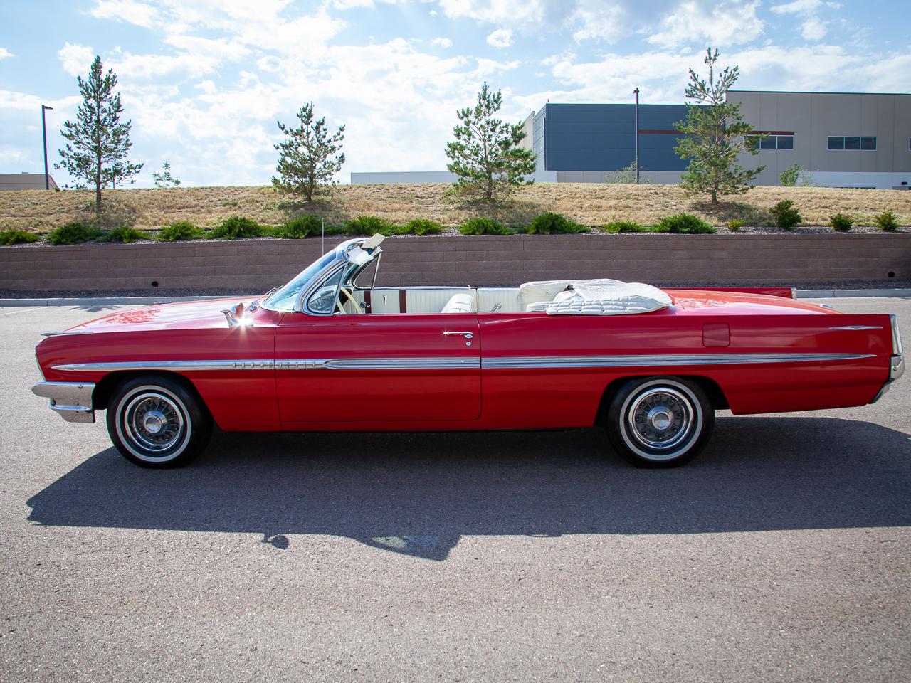 1961 Pontiac Bonneville For Sale | AllCollectorCars com