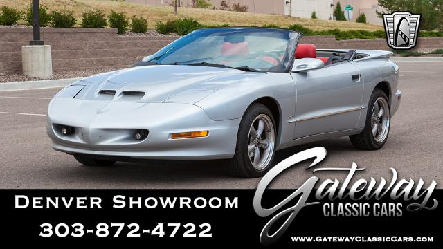1995 Pontiac Firebird<br><span style='font-size: large; font-style: italic'><b>Trans Am Formula</b></span>