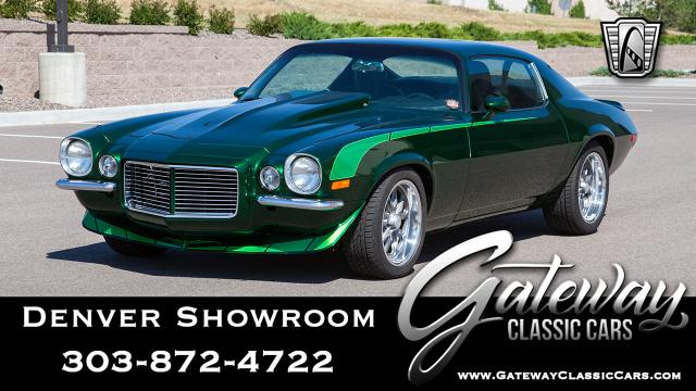 1970 Chevrolet Camaro SS RS | Gateway Classic Cars | 1074-DFW