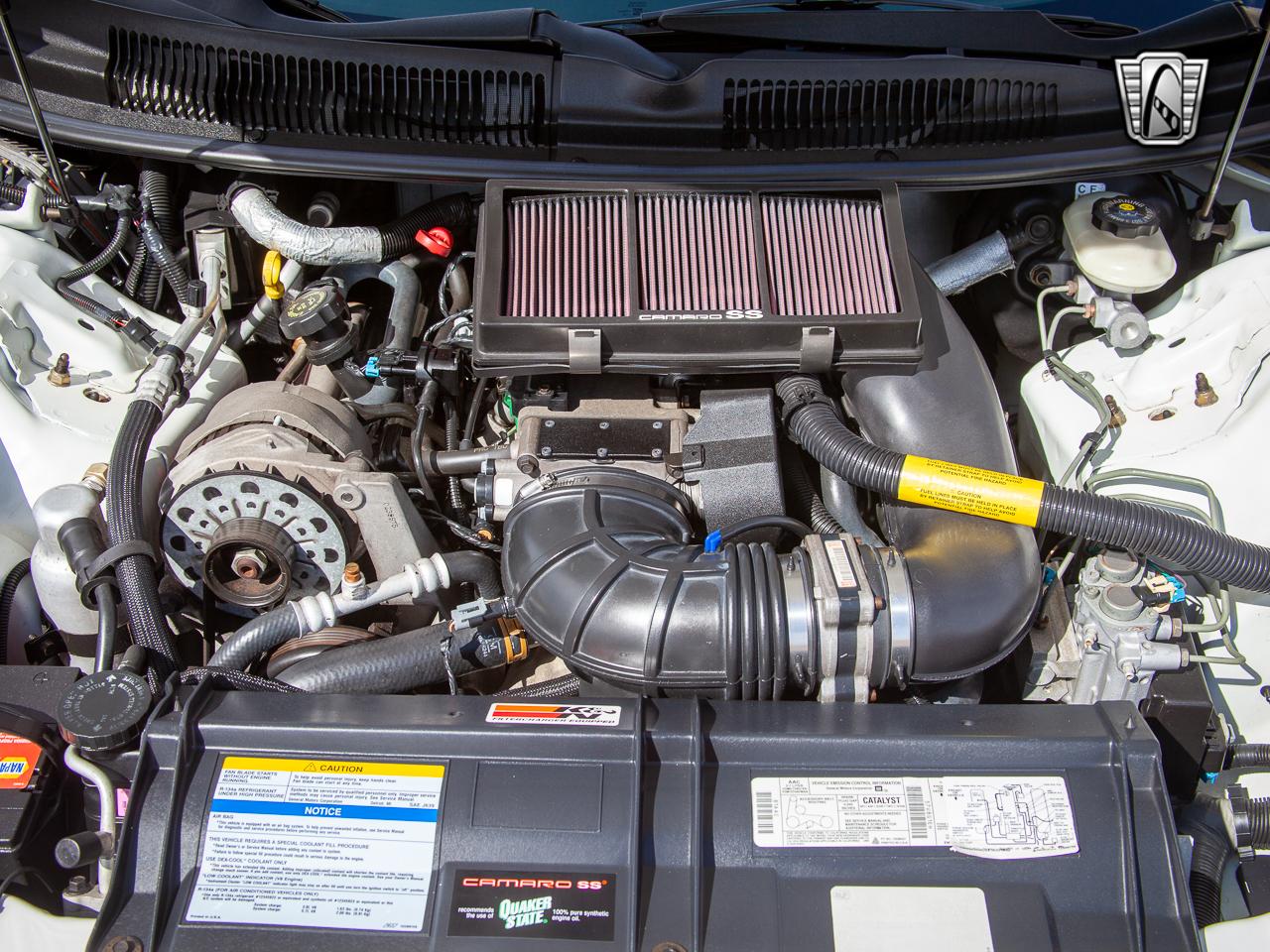 1997 Chevrolet Camaro 6