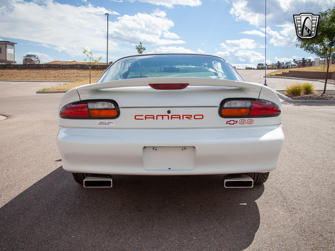 1997 Chevrolet Camaro 8