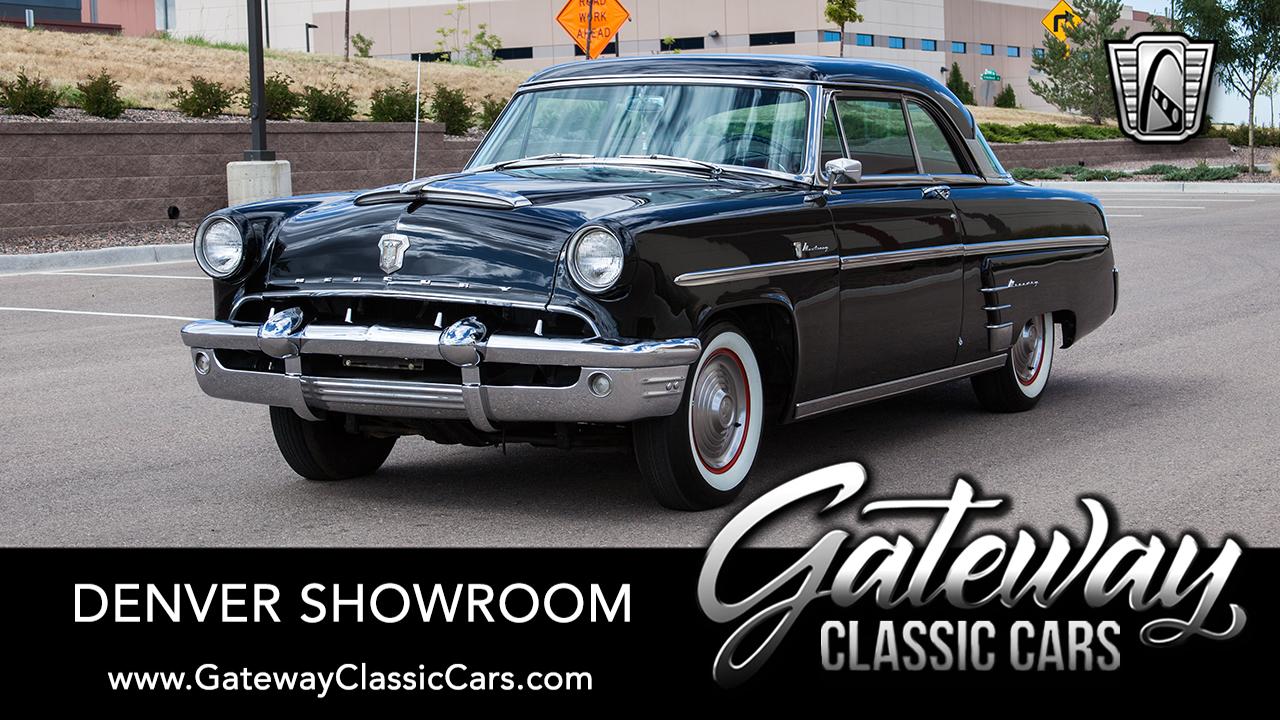 Used 1953 Mercury Monterey