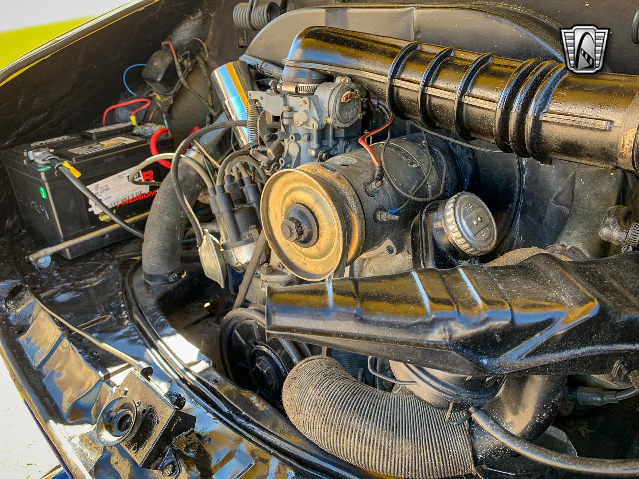 1972 Volkswagen Karmann Ghia 19