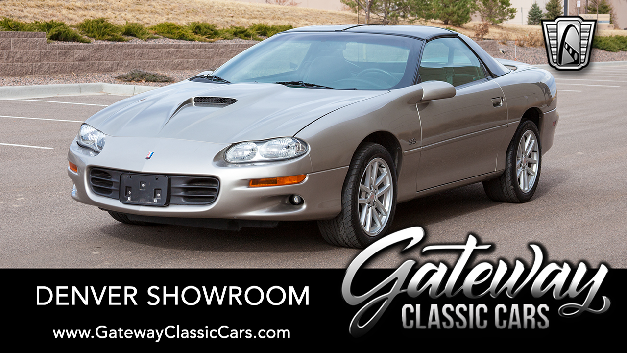 Used 2001 Chevrolet Camaro