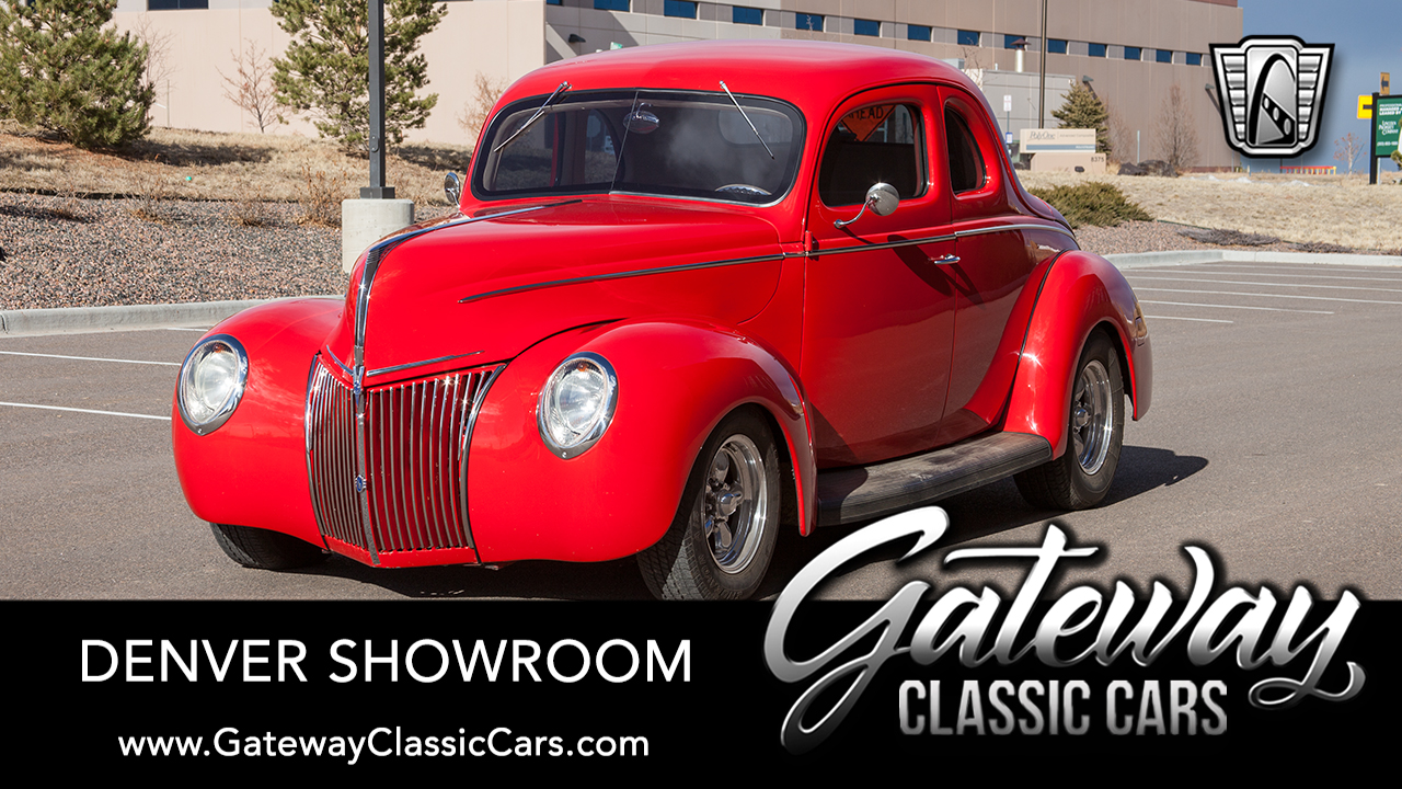 Used 1939 Ford Coupe