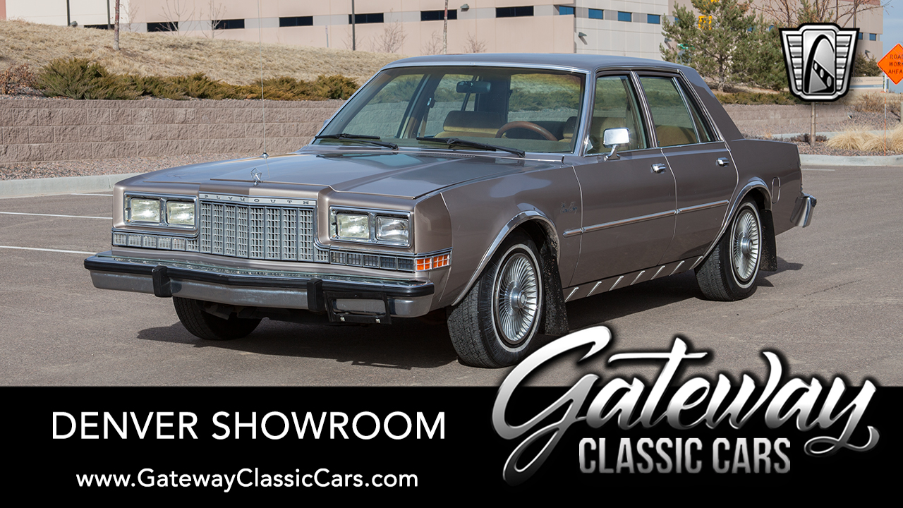 Used 1988 Plymouth Gran Fury