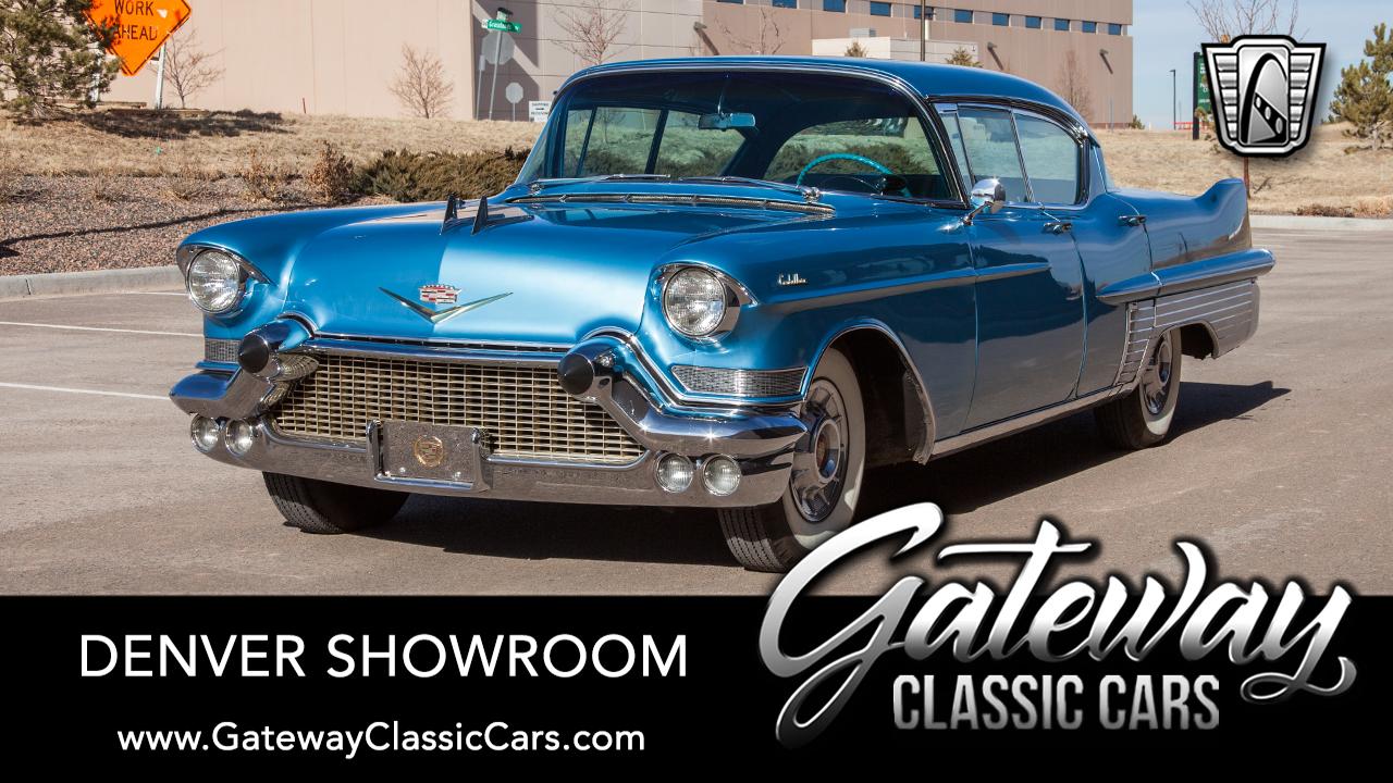 Used 1957 Cadillac Fleetwood
