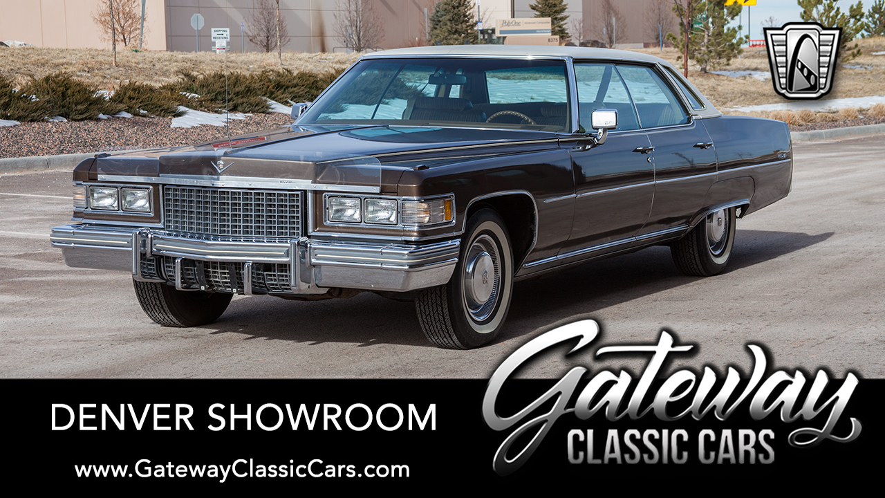 Used 1976 Cadillac Deville