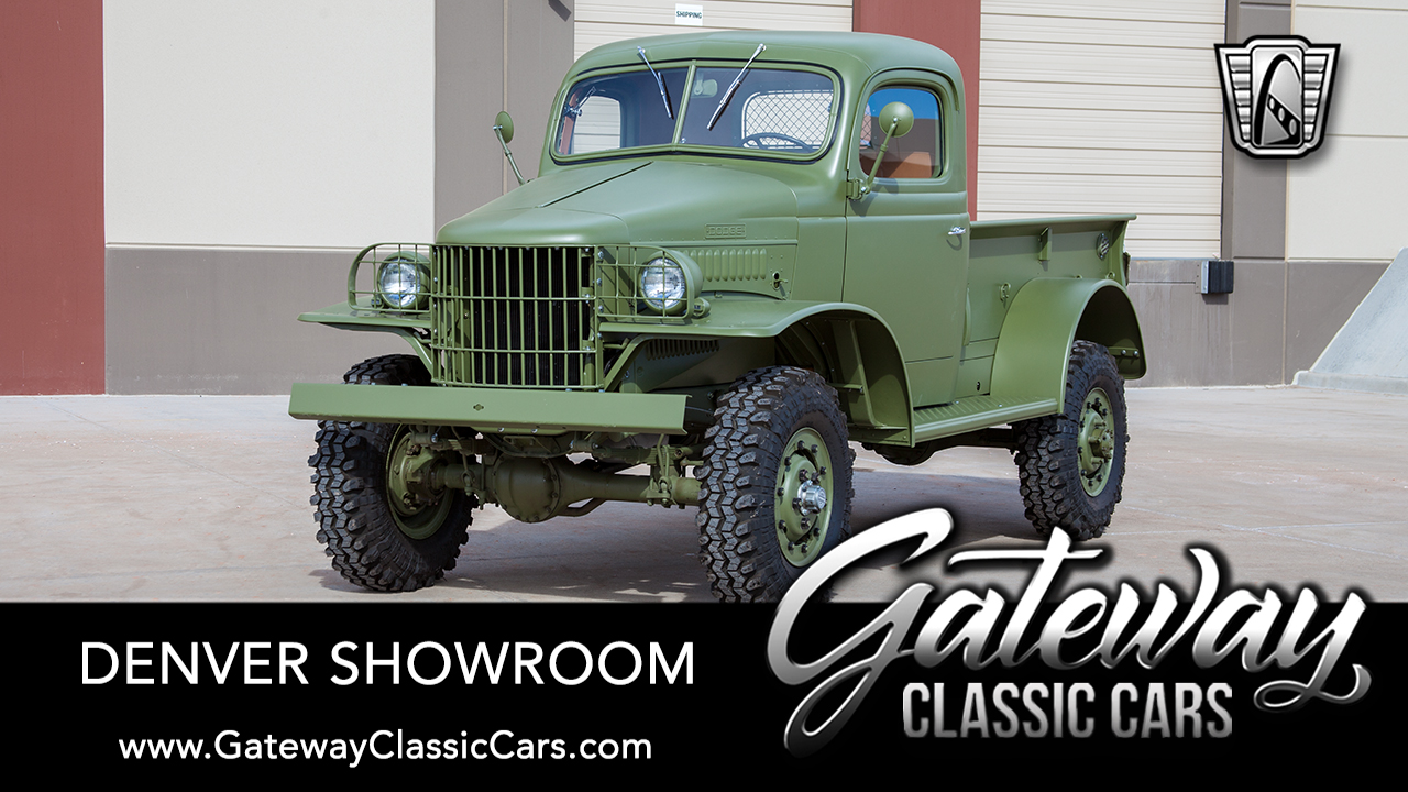 Used 1941 Dodge WC
