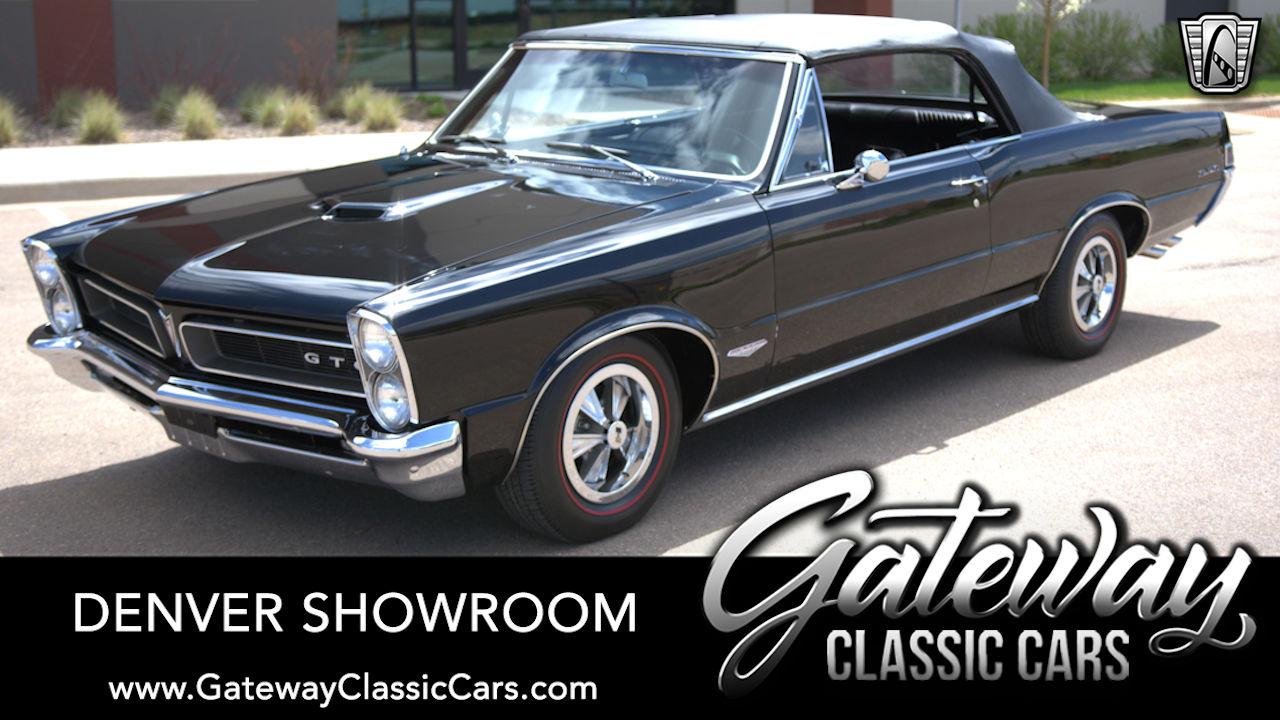 Used 1965 Pontiac GTO