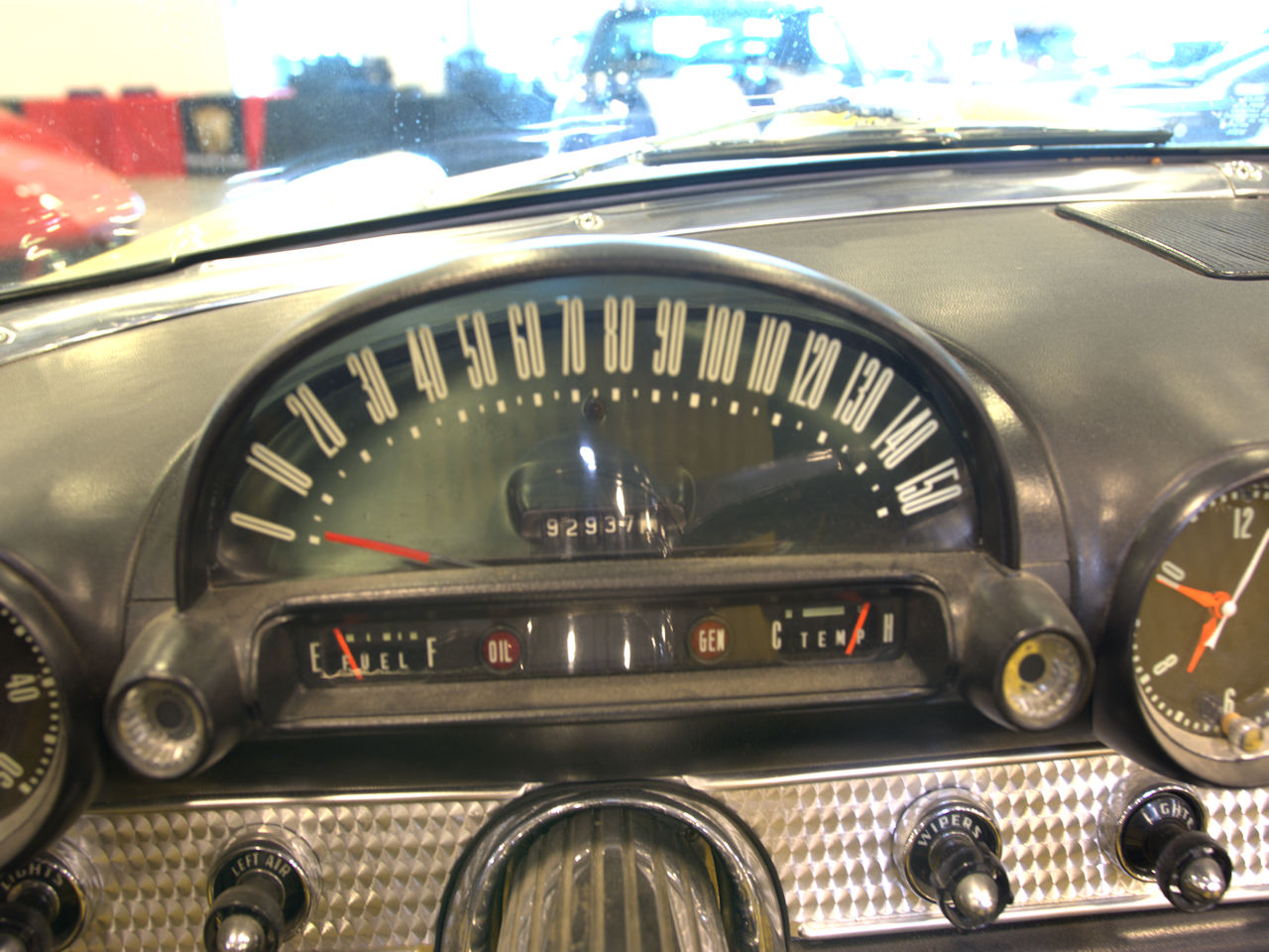 1955 Ford Thunderbird 7
