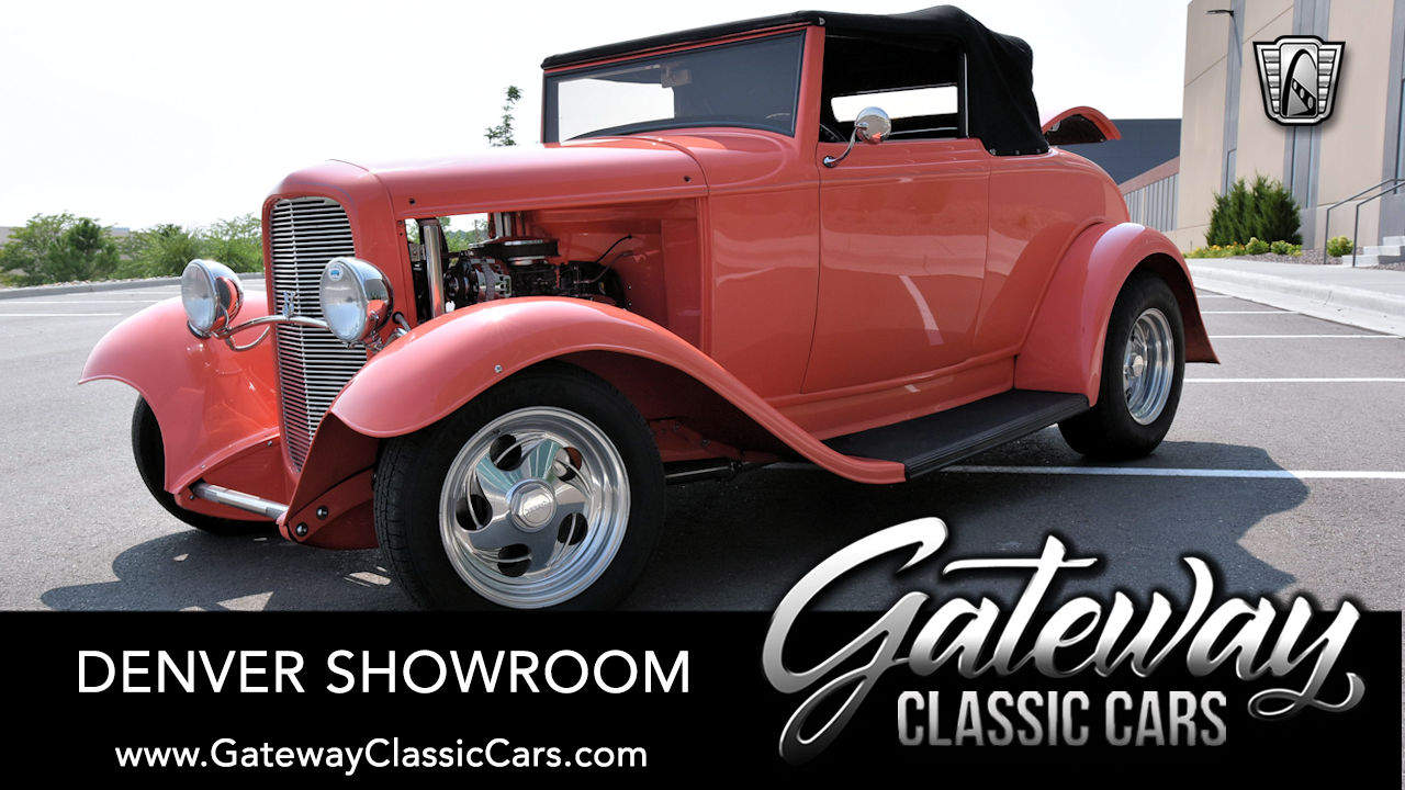 Used 1932 Ford Cabriolet