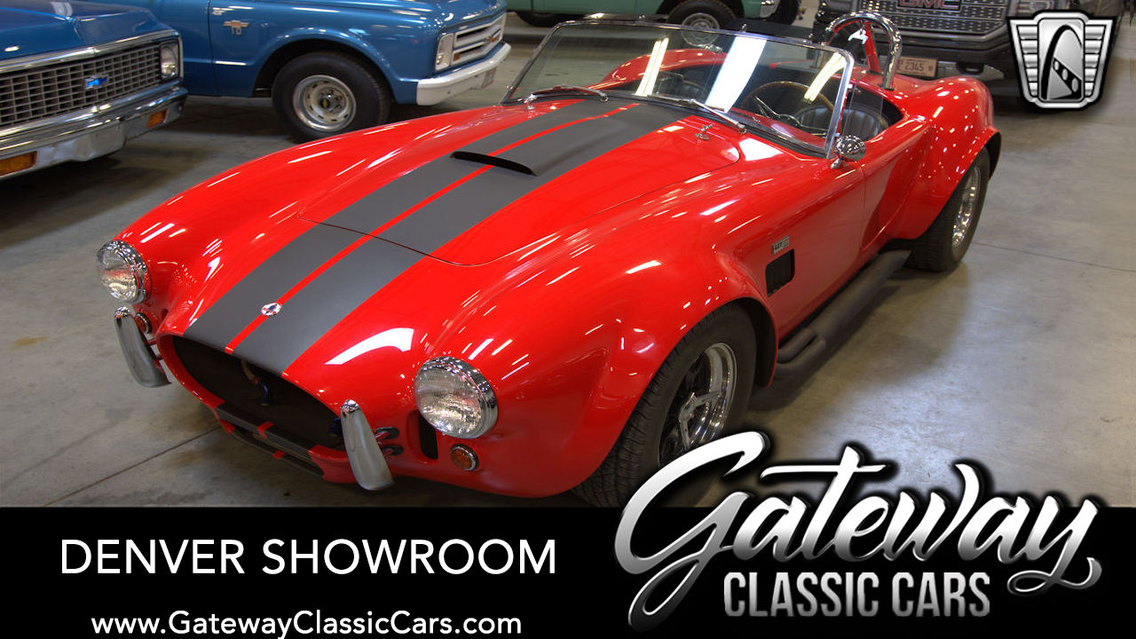 Used 1966 AC Cobra (Kit)