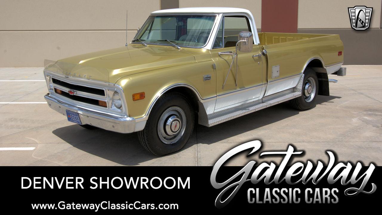 Used 1968 Chevrolet C20 CST