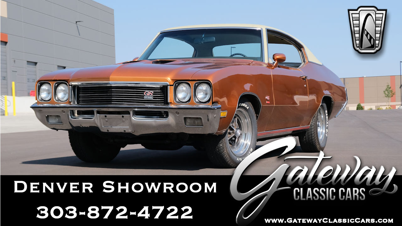 Used 1972 Buick GS