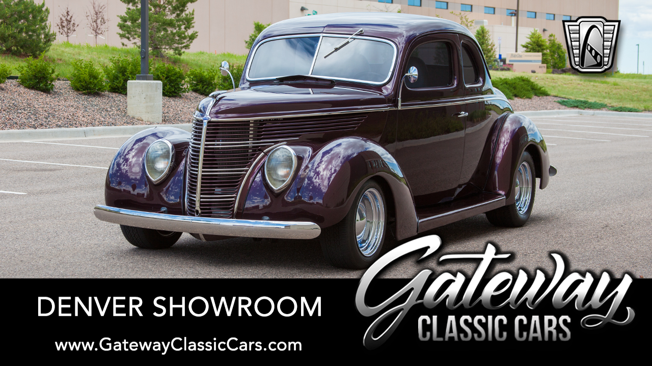 Used 1938 Ford 5 Window Coupe