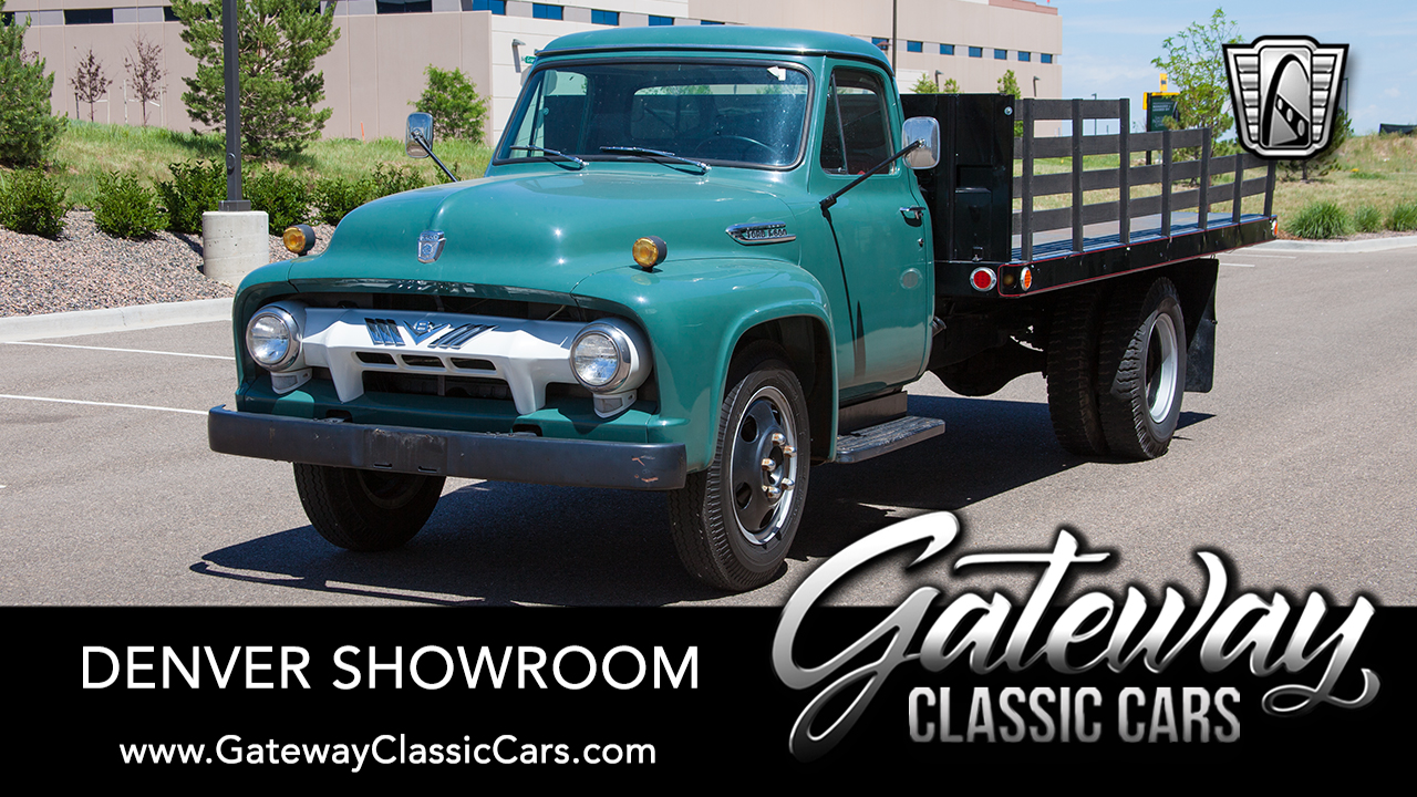 Used 1954 Ford Flatbed Truck