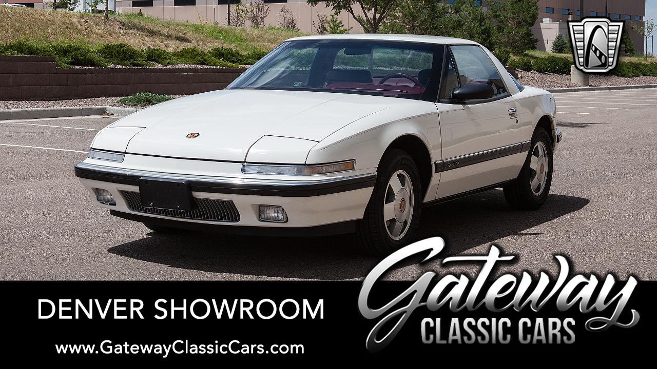 Used 1990 Buick Reatta