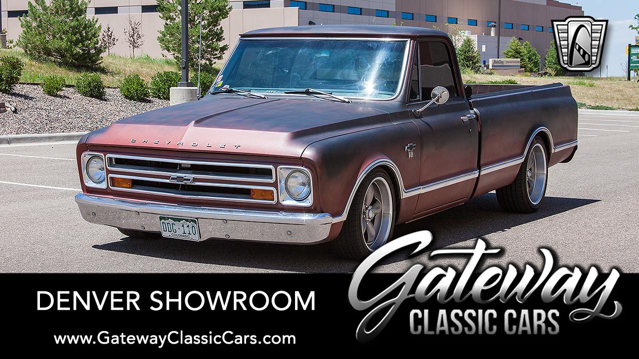 Used 1967 Chevrolet C10