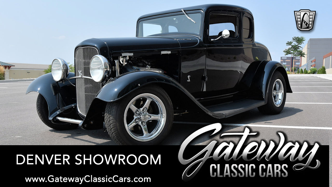 Used 1932 Ford Coupe