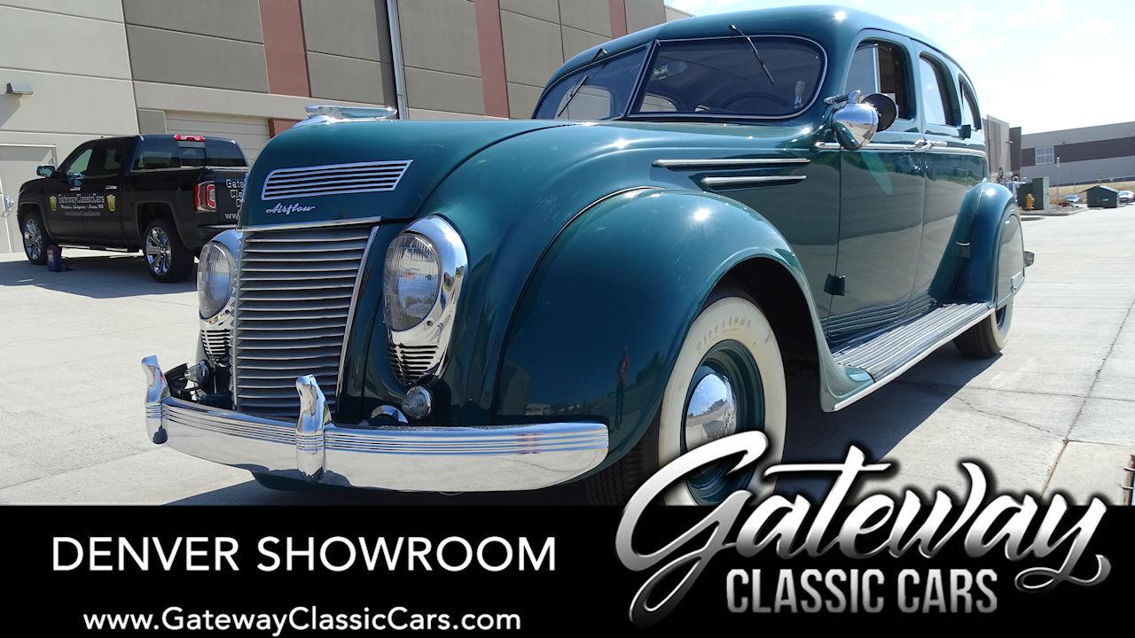 Used 1937 Chrysler AirFlow