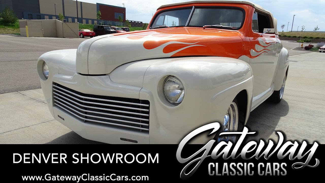 Used 1946 Ford Custom